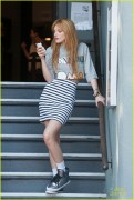 Bella Thorne out in Los Angeles 1/18/14