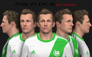 Download Ivica Olić Face by sudac
