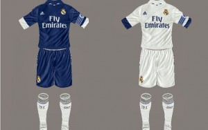 Download Real Madrid 2014-2015 Kits by Sebastian Bolaños