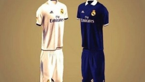 FIFA 14 Real Madrid 2014-2015 Kits by Sebastian Bolaños