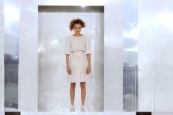 Cara Delevingne - Chanel fashion show in Paris 1/21/14