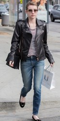 Emma Roberts - Shopping in WestHollywood 1/21/14