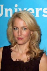 Gillian Anderson - NBC/Universal 2014 TCA Winter press tour  L.A 1/19/14