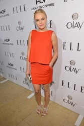 Malin Akerman - ELLE's Annual Women in Television Celebration in West Hollywood 1/22/14