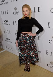 Claudia Lee - ELLE's Annual Women in Television Celebration in West Hollywood 1/22/14