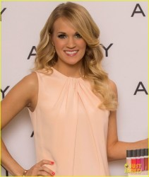 Carrie Underwood - Almay to Nashville Event 1/22/14