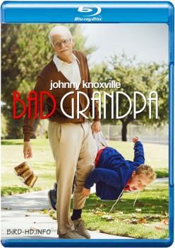 Jackass Presents: Bad Grandpa 2013 m720p BluRay x264-BiRD