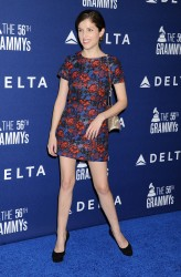 Anna Kendrick - Delta Air Lines 2014 Grammy Weekend Reception 1/23/14