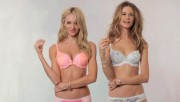 Candice Swanepoel, Behati Prinsloo, Chanel Iman and Camille Rowe -  Oh, Snap!