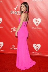 Victoria Justice - 2014 MusiCares Person of the Year Gala in LA 1/24/14