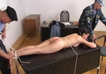 Bdsm russian spanking
