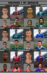Download FIFA 14 Facepack I By Xavialex