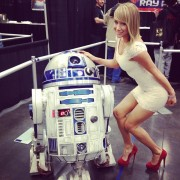 Sara Underwood - Wizard World Portland 1/26/14