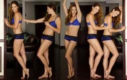 Amanda Righetti, Kristen Stewart, Lindsay Lohan, Kendall Jenner (Wallpaper) 6x