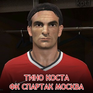 Download Tino Costa PES2014 Face by kpt1