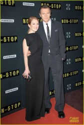 "Julianne Moore - ""Non-Stop"" Premiere in Paris 1/27/14"