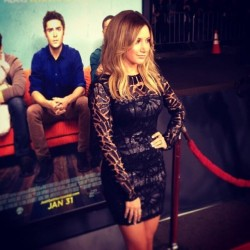 """Ashley Tisdale - """"The Awkward Moment"""" premiere in L.A 1/27/14"""