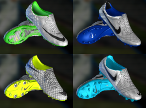 Download Nike Reflective Football Boot Pack by SCP4EVA