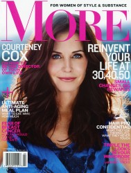 Courteney Cox x3 More (US) February, 2013