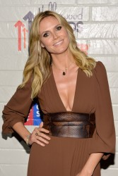 Heidi Klum - Hollywood Stands Up To Cancer Event 1/28/14
