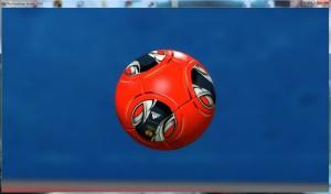 Ball Europa League Orange by danyy77