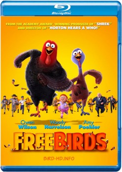 Free Birds 2013 m720p BluRay x264-BiRD