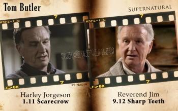 Актёры, игравшие в «Сверхъестественном» несколько ролей