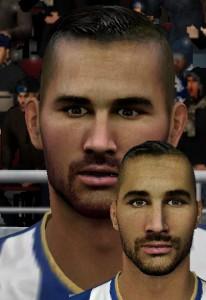 FIFA 14 Faces