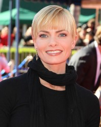 Jaime Pressly - 'The LEGO Movie' premiere in Westwood 2/1/14