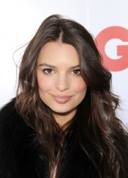 Emily Ratajkowski - 2014 GQ Super Bowl Party in NYC 1/31/14