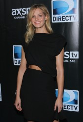 Erin Heatherton - DirecTV Super Saturday Night in NYC 2/1/14