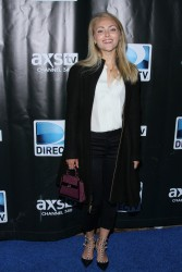 AnnaSophia Robb - DirecTV Super Saturday Night in NYC 2/1/14