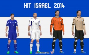 Download Israel 13-14 Kits by Jorgecabral