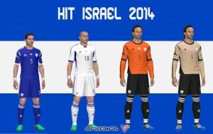 Download Israel 13-14 Kits by Jorgecabral