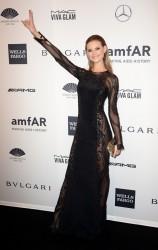Behati Prinsloo - 2014 amfAR New York Gala 2/5/14