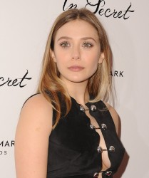Elizabeth Olsen - 'In Secret' premiere in Hollywood 2/6/14