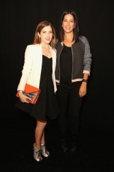 Anna Kendrick - Rebecca Minkoff F/W Fashion Show in NYC 2/7/14