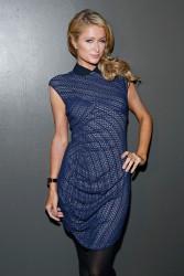 Paris Hilton - Charlotte Ronson F/W 2014 Fashion Show in NYC 2/7/14