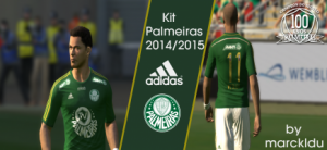 Download Palmeiras 14-15 Kits by marckldu