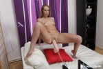 Jenny Simons : Hot Slut Machine Fucked in her Perfect Pink Pussy - BrutalDildos (2014/ HD 1080p)