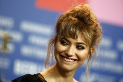 Imogen Poots - 'A Long Way Down' photocall in Berlin 2/10/14