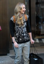 Iggy Azalea - leaving her hotel in NYC 2/11/14
