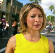 Samantha Brown - Disney's Christmas Parade 2013