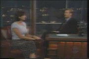 Catherine Bell - The Late Late Show with Craig Kilborn 18.7.1999
