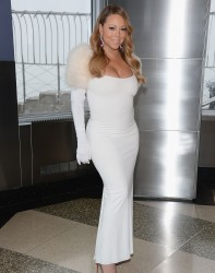 Mariah Carey ~ 20th Annual Valentines Day Weddings Event, Love Above All.  NYC, Feb 13