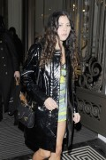 Eliza Doolittle | Leaving Fashion Week at the Aldwych House in London | February 14 | 6 pics