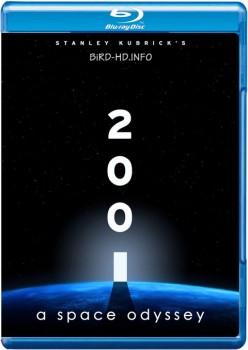 2001: A Space Odyssey 1968 m720p BluRay x264-BiRD