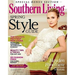 Hayden Panettiere - Southern Living March 2014 Photoshoot