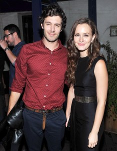 Leighton Meester and Adam Brody Got Married