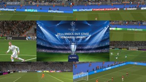 Download PES UCL 2014 adboards Knock-Out stage by db89